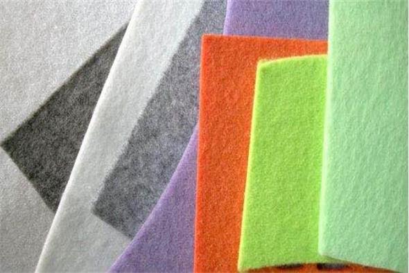 彩色针刺棉