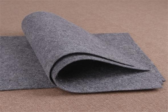 汽车灰色针刺棉